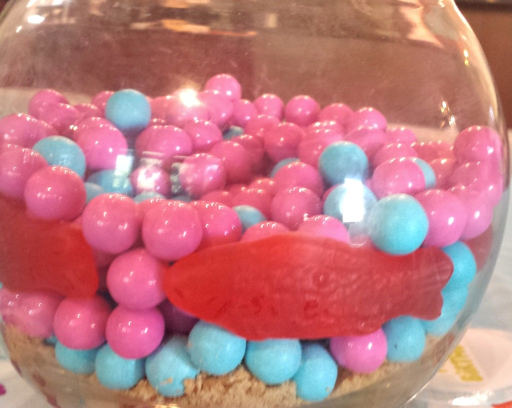 Candy Fish Bowl