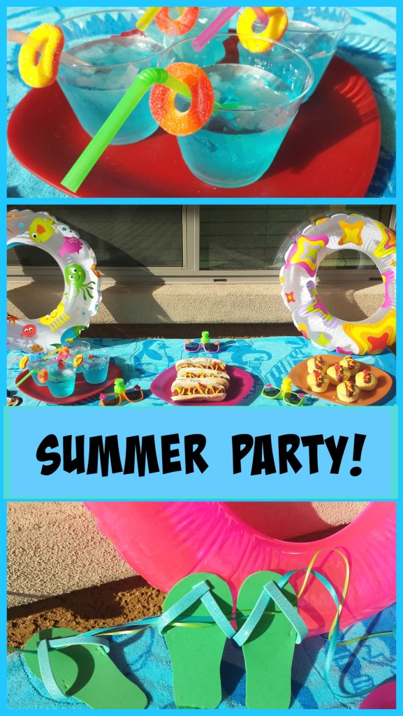 Summer Party Ideas -Val Event Gal