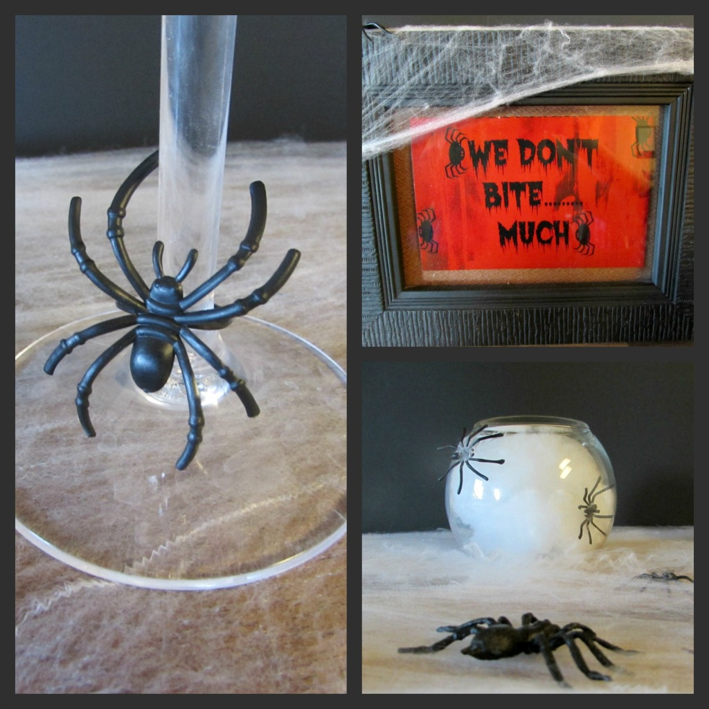 Spider Halloween party ideas