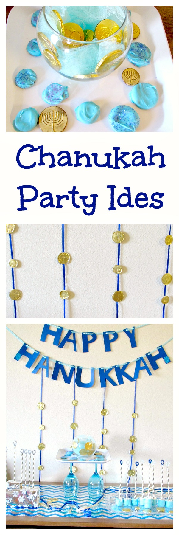 Chanukah Party Ideas