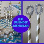 Kid Friendly Menorah