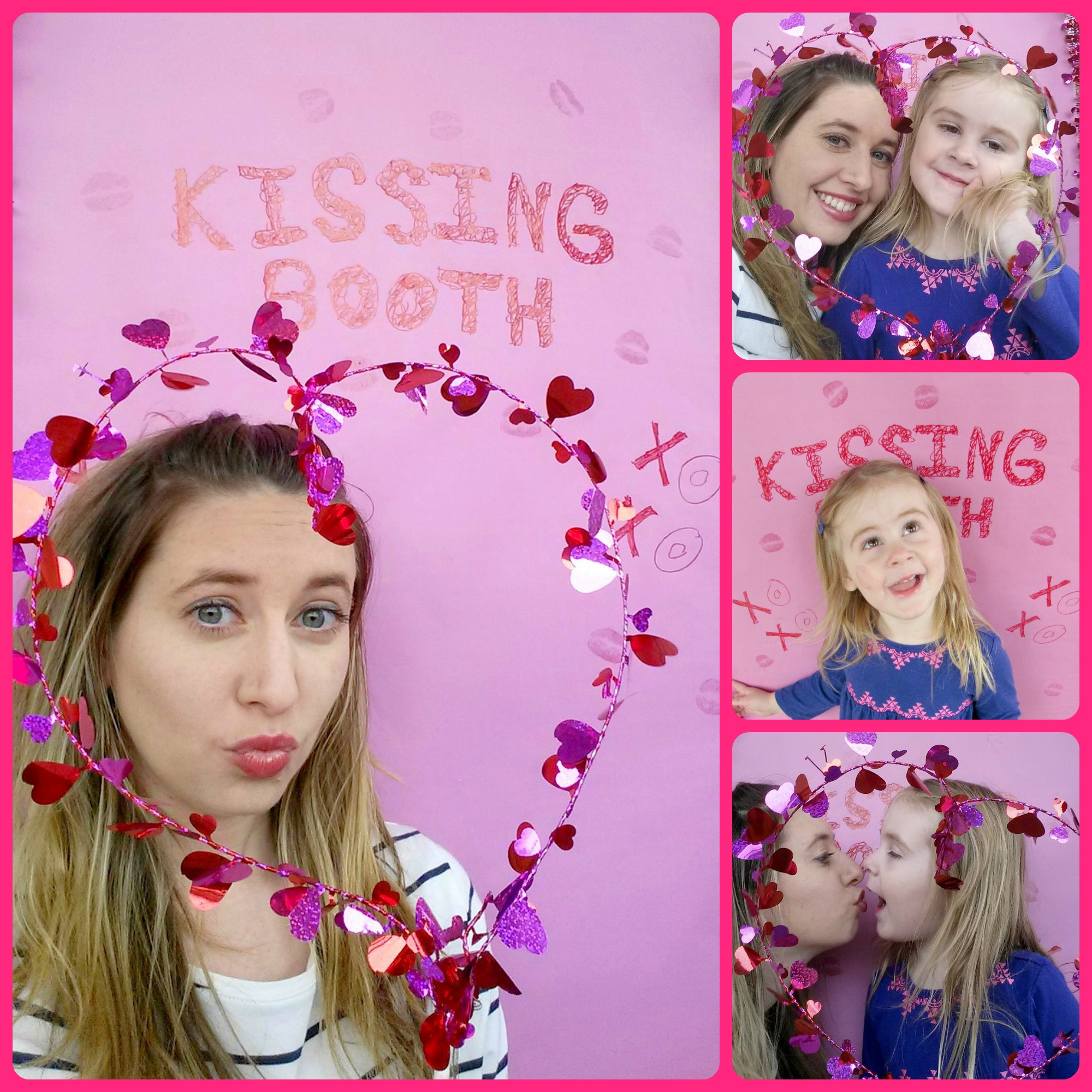 Valentine S Day Kissing Booth Val Event Gal