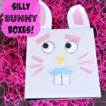 Silly Bunny Boxes with Free Printables!
