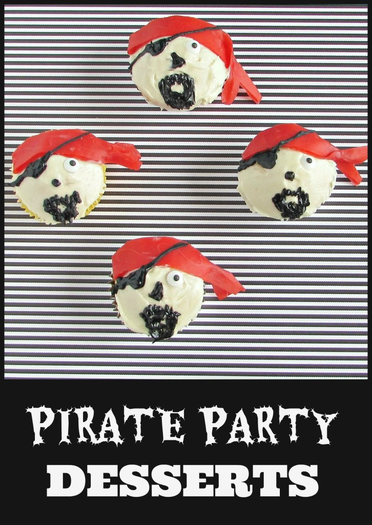 Pirate Party Desserts - Val Event Gal