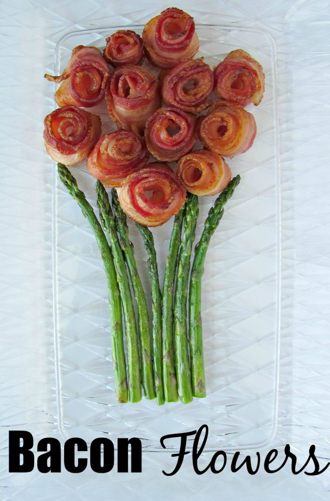 Bacon Flowers