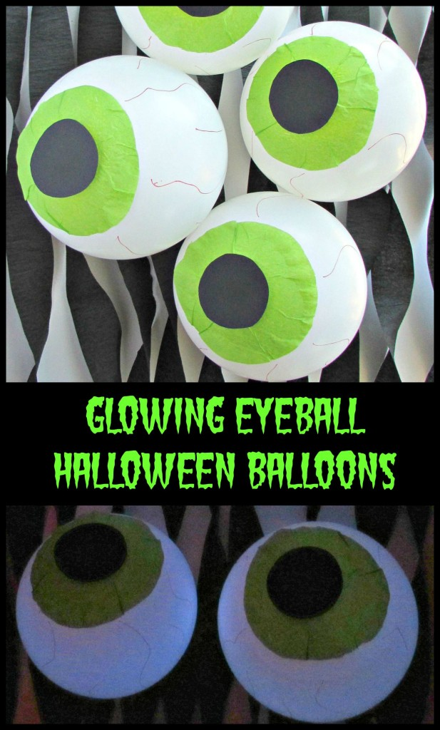 Glowing Eyeball Halloween Ballooons - Val Event Gal - Copy