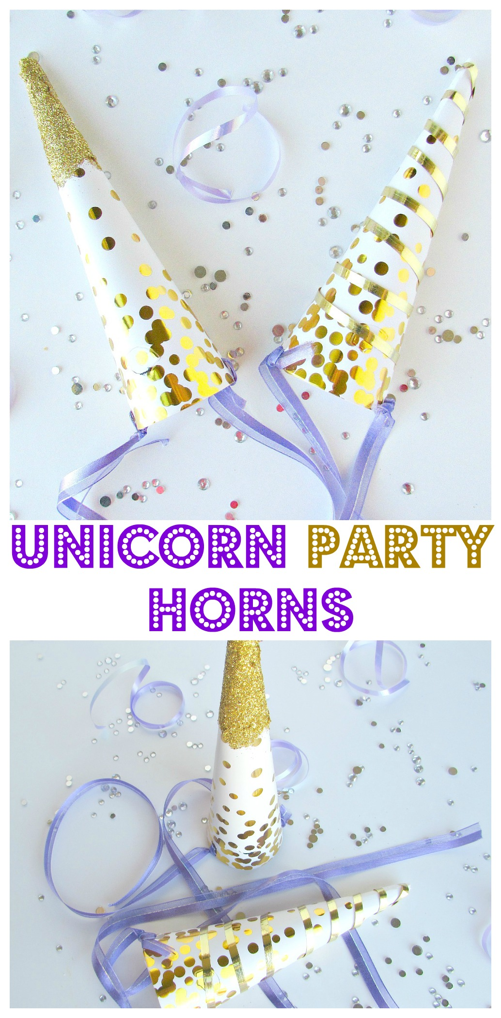 Unicorn Horn Party Hats Archives