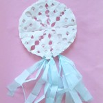 Tissue Paper Dream Catcher