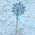 Ice Princess Snowflake Wands