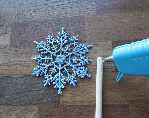 glue snowflake