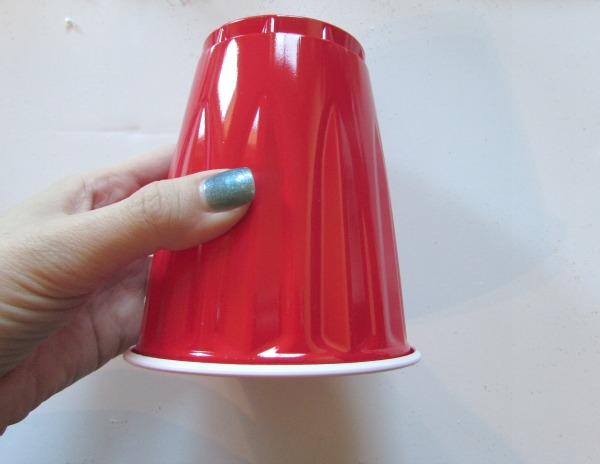 red cup base