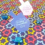 Printable Dreidel Gift Boxes