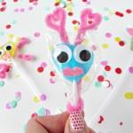 Funny Valentine Lollipops