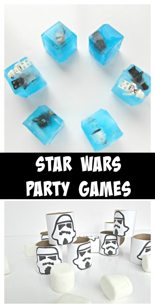 Star Wars Party Games. Fun games for a Star Wars party
