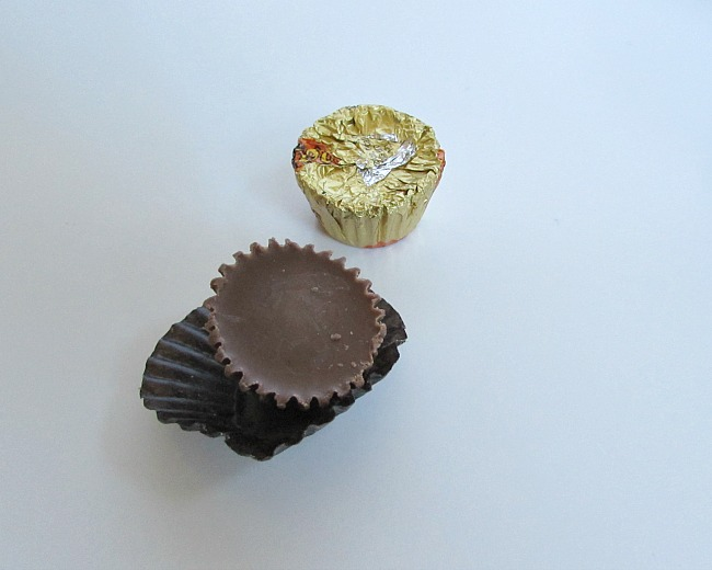 rmini eeses peanut butter cups