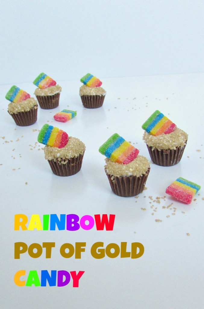 Rainbow Pot Of Gold Candy