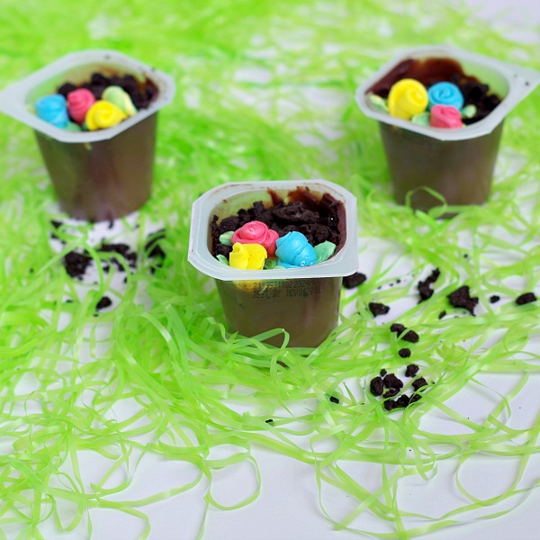 spring party puddings