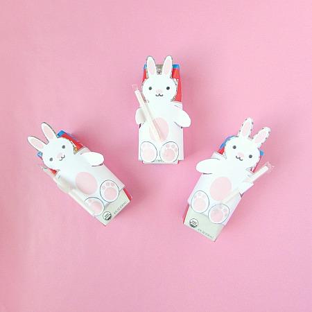 bunny drink sleeves