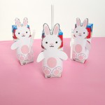 Free Printable Bunny Drink Sleeves