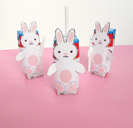 bunny drink sleeve