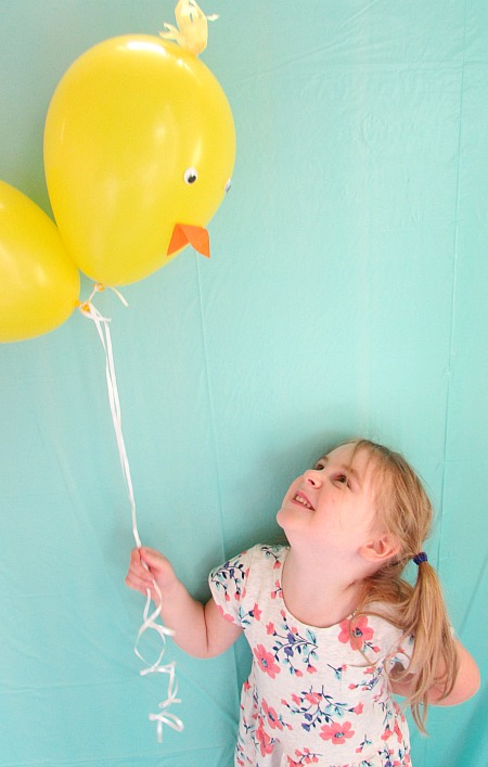 easter balloon diy