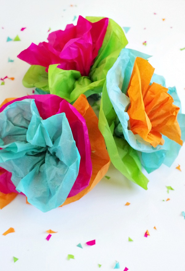bright fiesta flowers