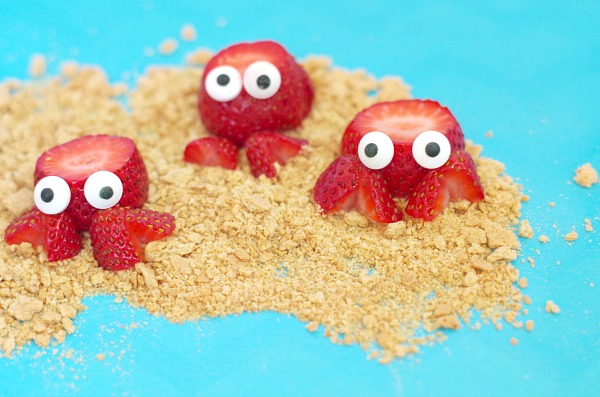 fruit that looks like crabs