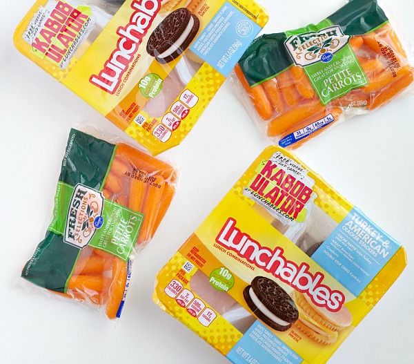 Lunchables and prepackaged snacks bad moms back to school