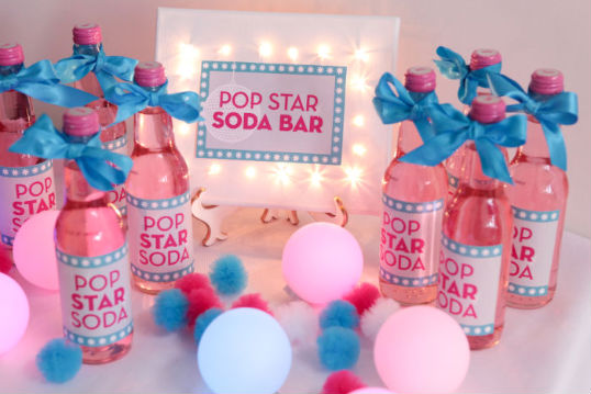 Dance+pop+star+soda+bar