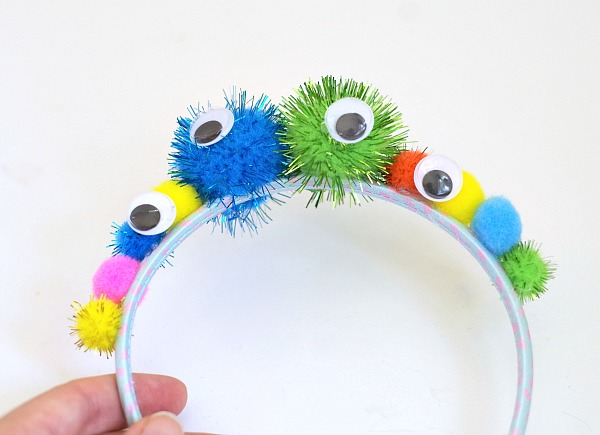 monster headband