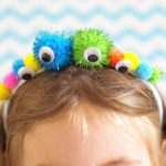 DIY Monster Headband