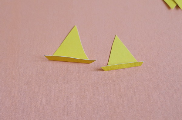 cut-and-fold-two-triangle-shapes