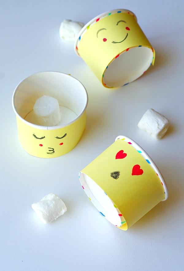 marshmallow emoji game