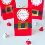 DIY Santa Gift Bags
