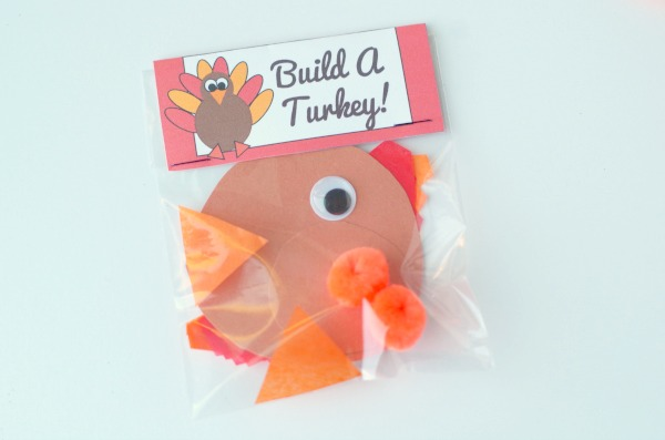 build a turkey bag