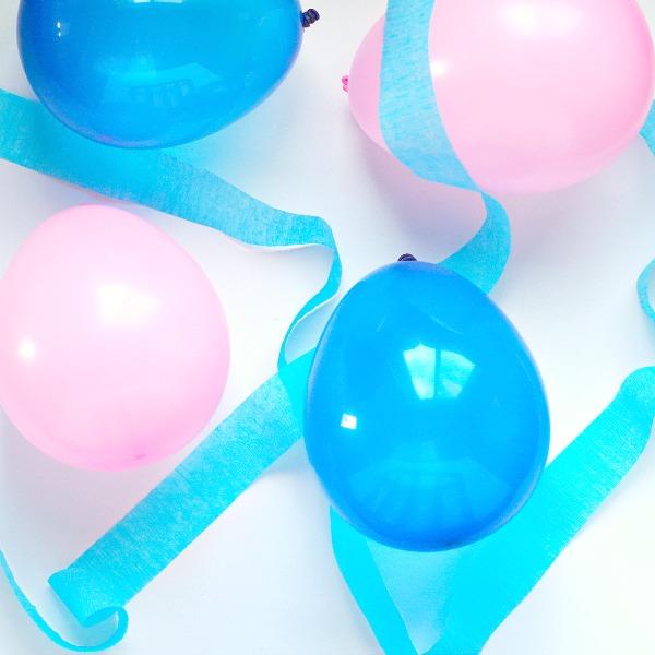 Trolls Balloon Game