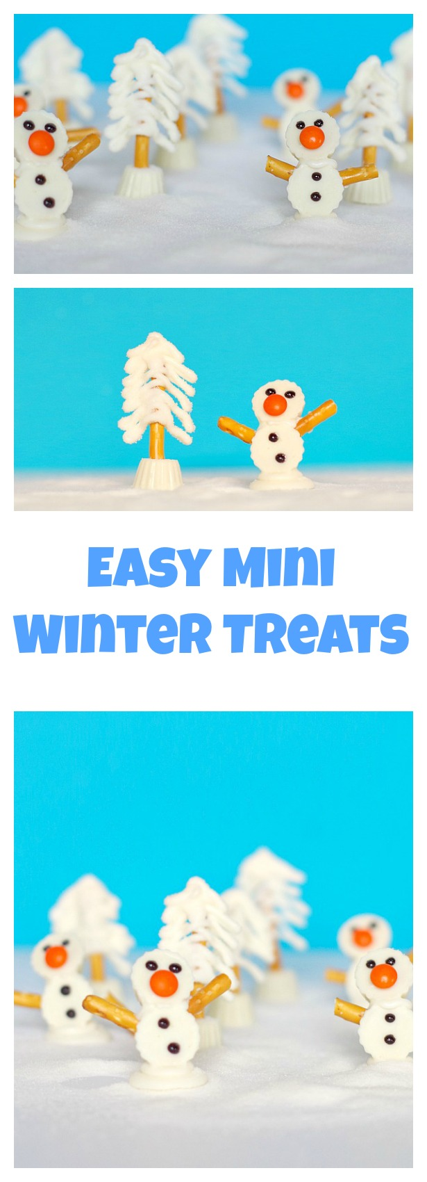 Easy Mini Winter Treats