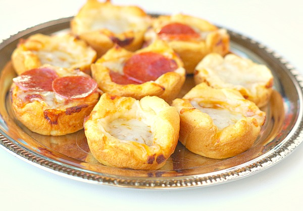 Appetizer Pizza Cups