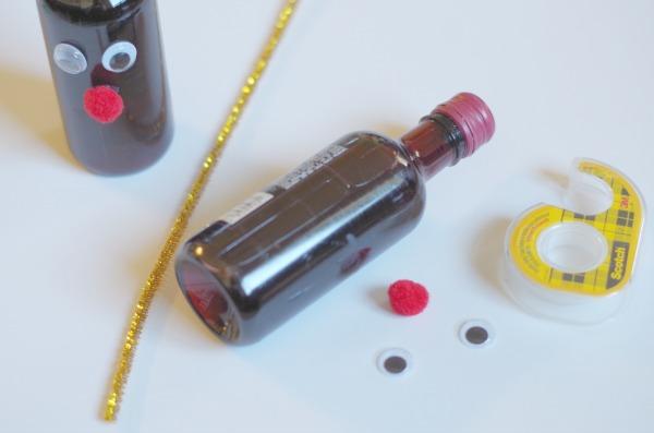materials for reindeer wine