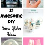 21 Awesome DIY Snow Globe Ideas