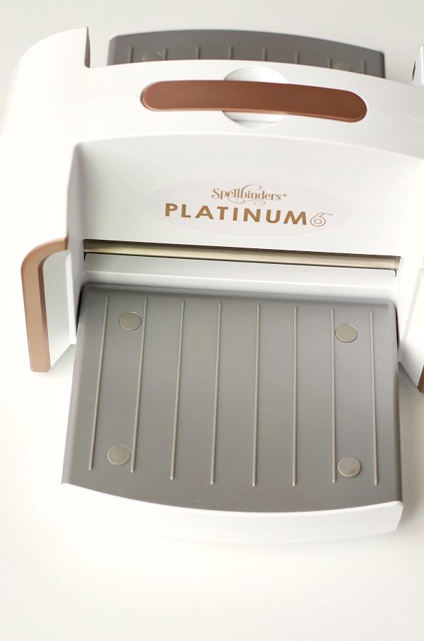 Spellbinders platinum