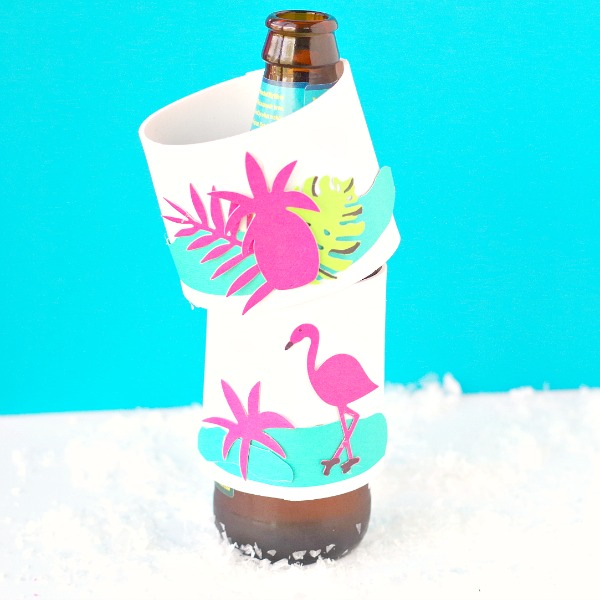 Easy DIY Drink Koozies