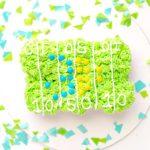Football Field Cupcake Cake