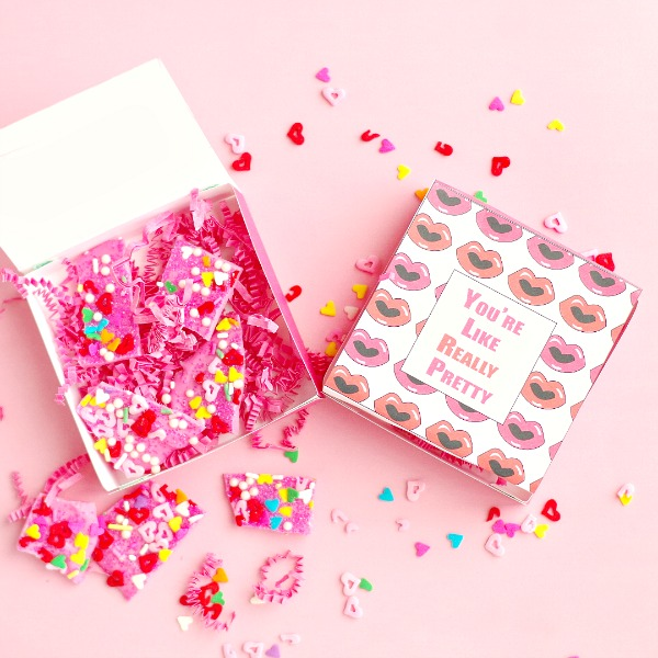 Valentine's Boxes Printables