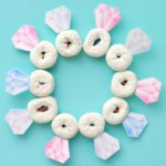 Free Printable Diamond Ring Donut Toppers