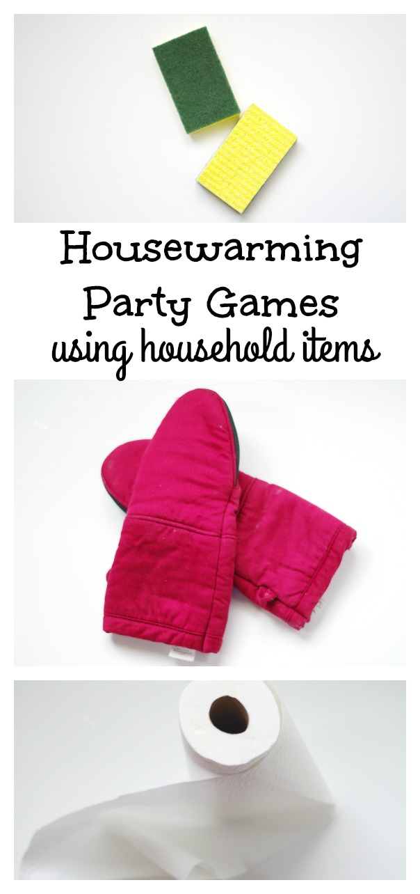 Housewarming Party Games - Val Event Gal