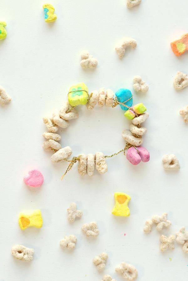 Lucky Charm Charm Bracelet