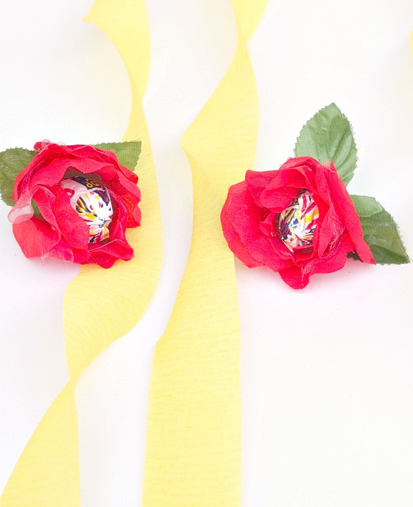 Lollipop Rose DIYS