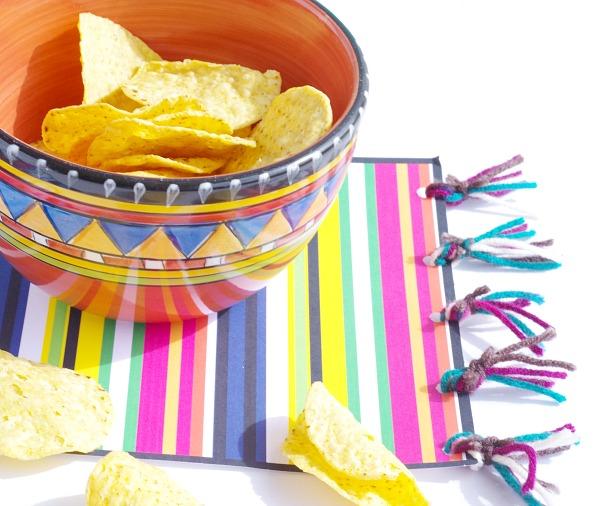 free printable fiesta placemat