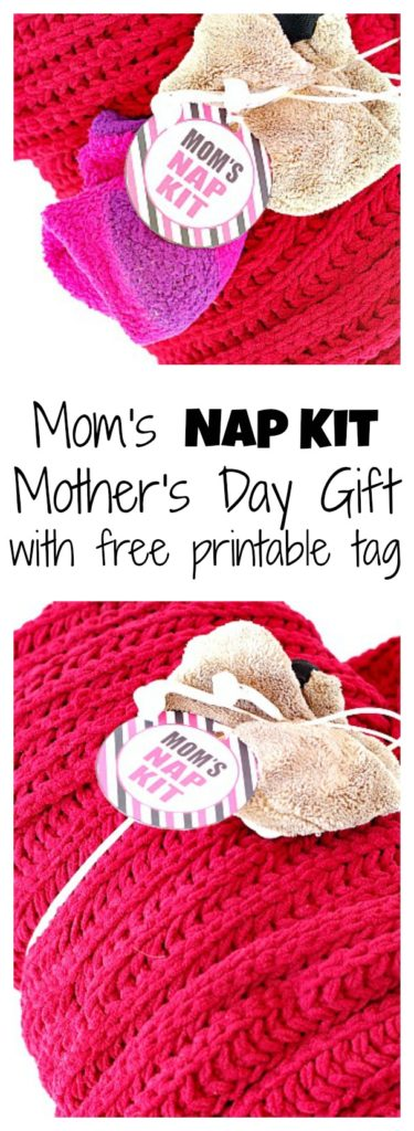 Mom's Nap Kit Mother's Day Gift